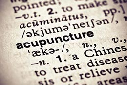 Acupuncture Resources